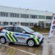 Policejní auto na prevenci nikdo nepřehlédne